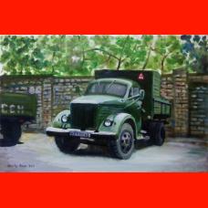 Картина ГАЗ 51