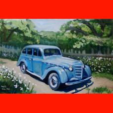 Картина Москвич 401