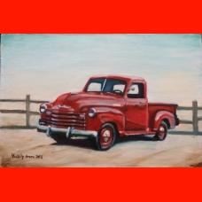 Картина Chevrolet GMC 3100