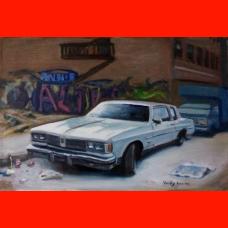 Картина Oldsmobile Delta 88